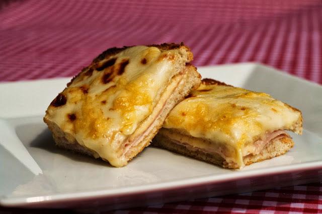 Sanduíche Croque