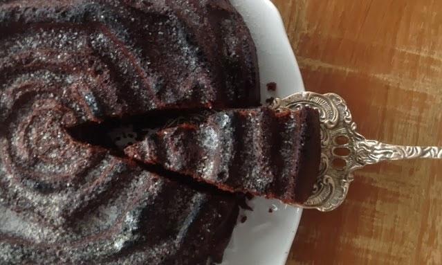 Bolo de Chocolate Belga Grand Maman
