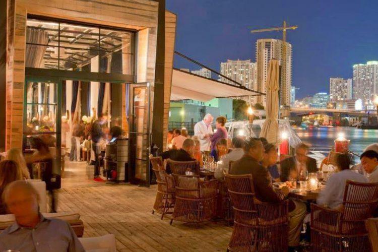 Restaurantes  bacanas em Miami