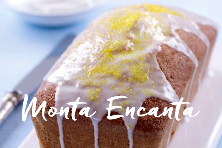 Glacê de Açúcar e Limão, deixa o bolo com cara de vó!