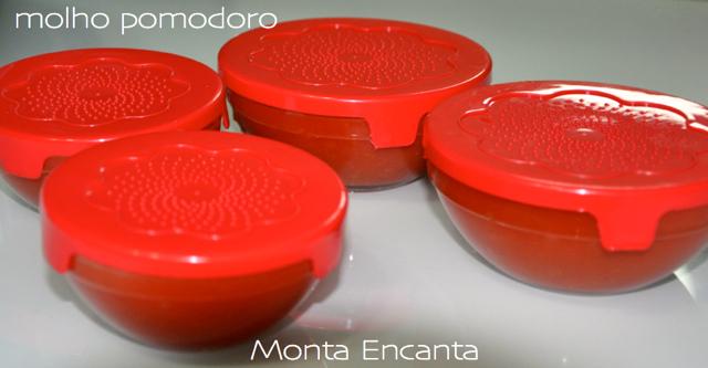 Molho Base Pomodoro, Passata de Tomate!