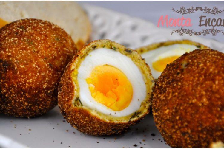 Ovos Mollet Empanado