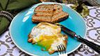 Como fazer ovo frito estrelado perfeito?