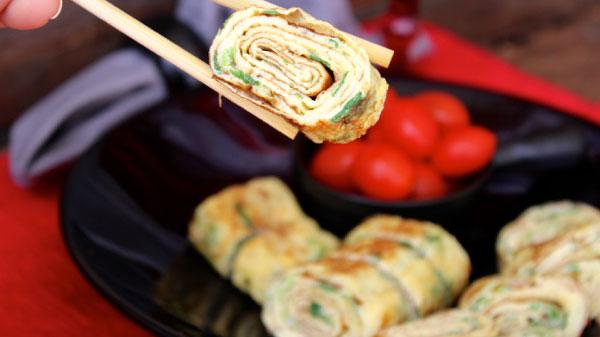 Omelete Japonesa – Tamagoyaki
