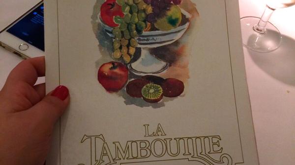 Restaurante La Tambouille