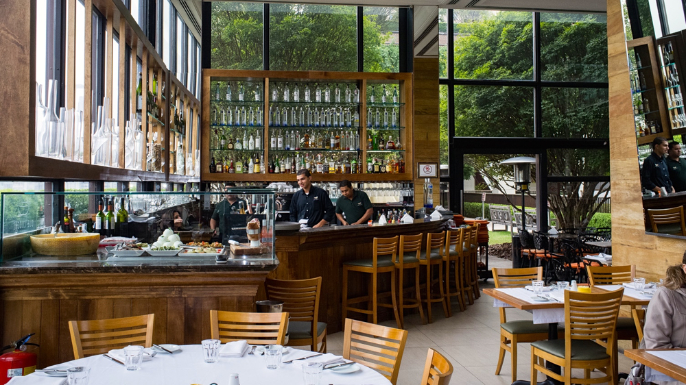 Restaurante Due Cuochi em São Paulo