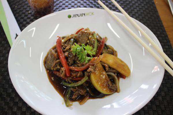 Beef Chinês