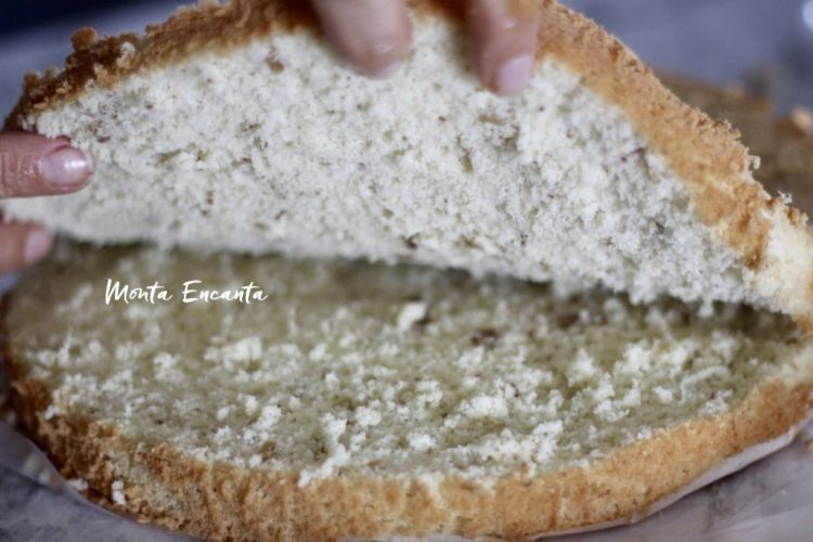 Pão de ló de nozes, um clássico português!