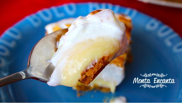Torta de Maracujá impossível traduzir!