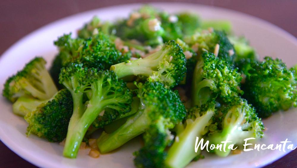 Como fazer Brócolis ao vapor