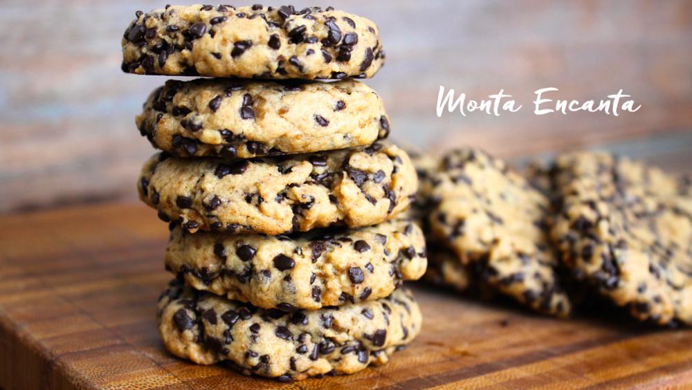 Cookie Formigueiro, receita fácil e rapidinha!