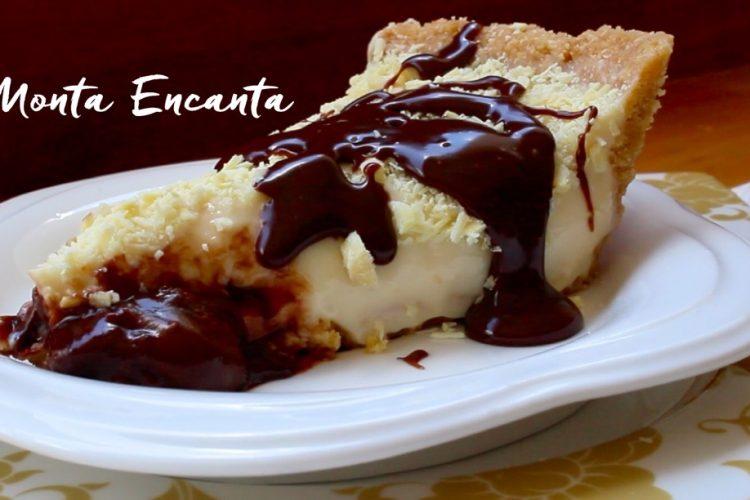 Torta Mousse de Leite Ninho com Nutella