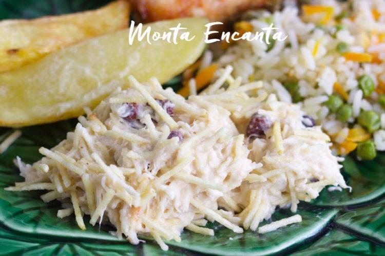 Salada de Maionese com Batata