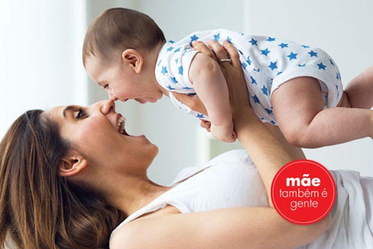 Só cria filho feliz uma mãe feliz sem dúvida!