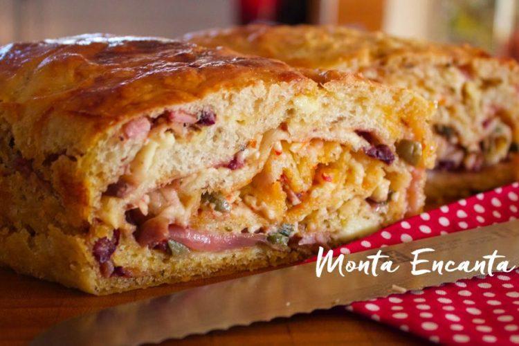 Pão  de Água caseiro e fácil de fazer!