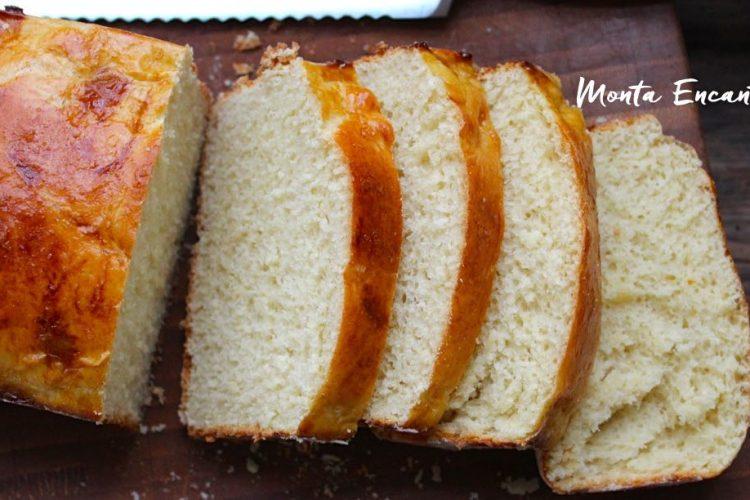 Pão de Forma Petrópolis, já sai bom logo na primeira vez!