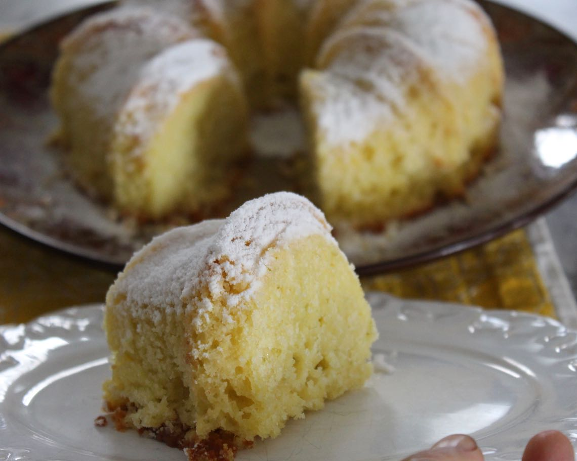 bolo de arroz cru de limao sem gluten