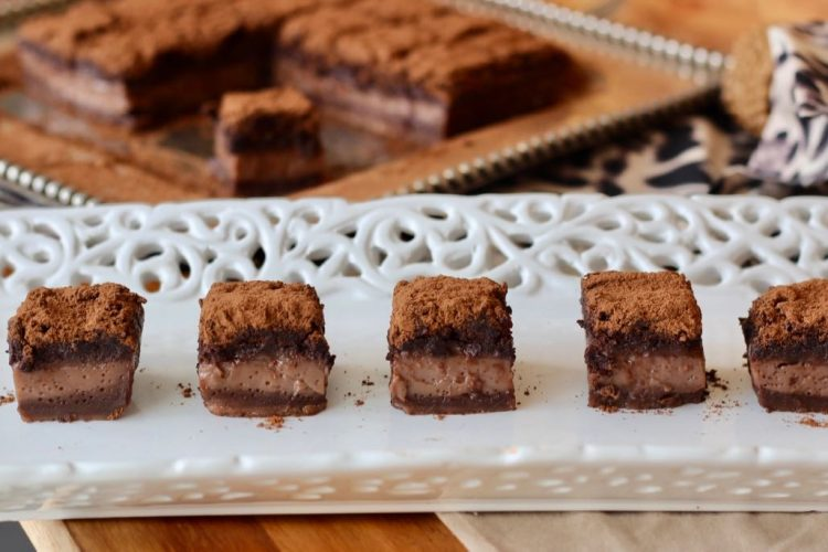 Bolo Mágico de Chocolate,  é pura magia!