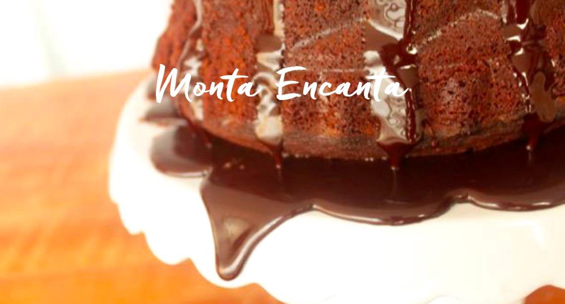 calda de chocolate quebradinha