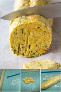 receita manteiga temperada