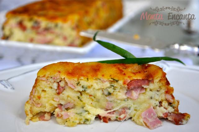 Gattò di Patate (Torta de Purê de Batata)