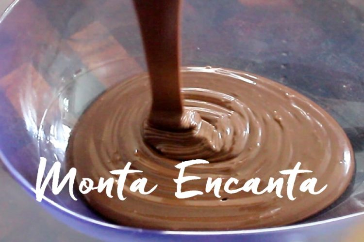Temperagem  Choque Térmico no Chocolate