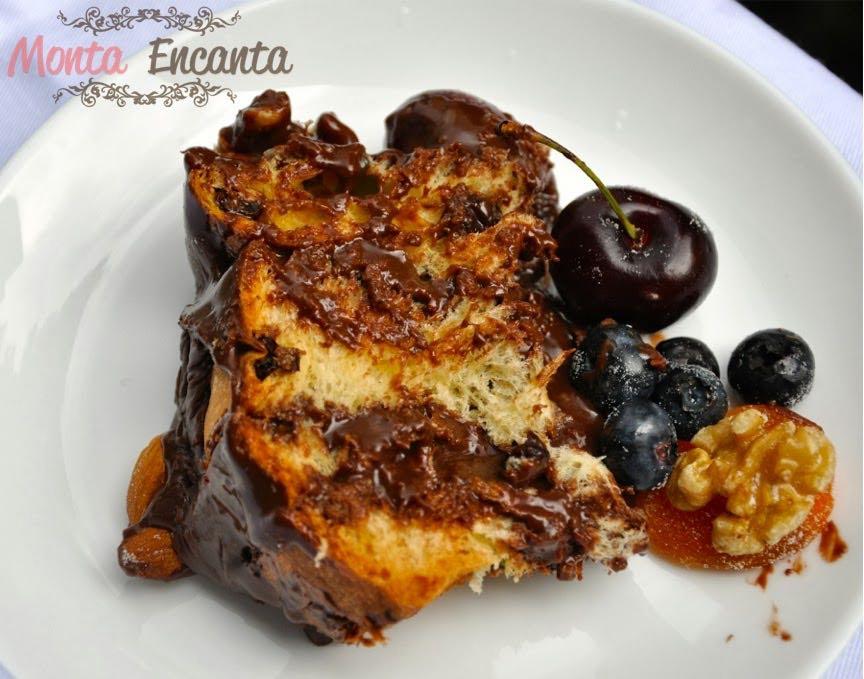 Naked Cake de Panetone