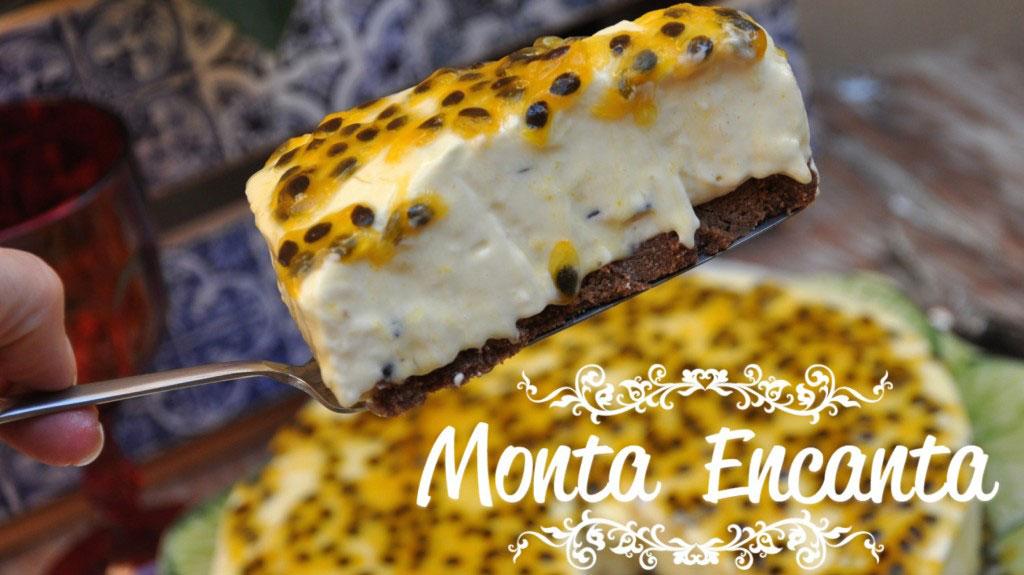 Cheesecake de maracujá sem forno e sem gelatina