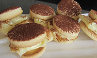 Mini Alfajor de Sequilhos
