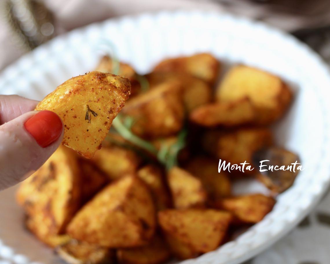batata assada com páprica