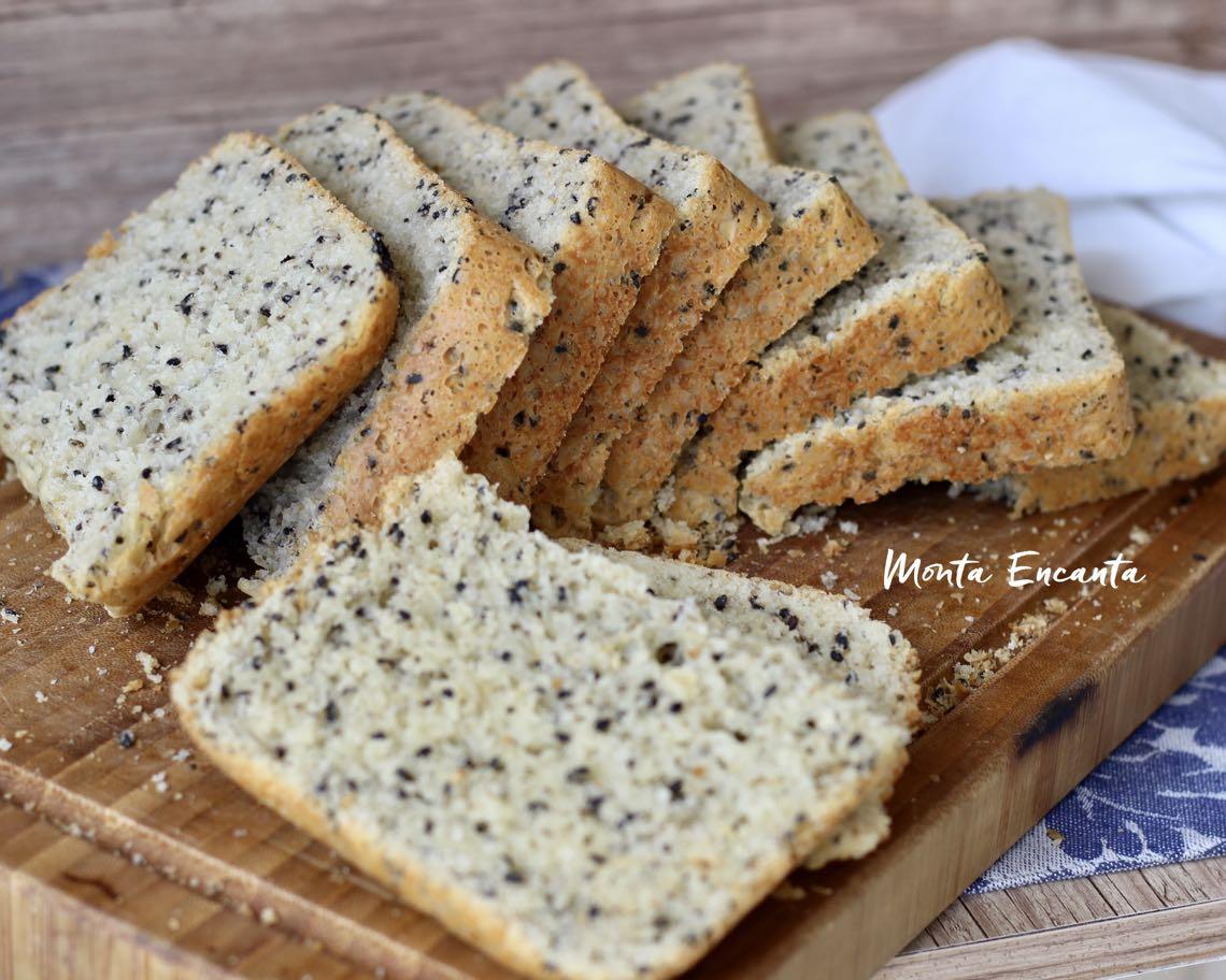 pão de chia