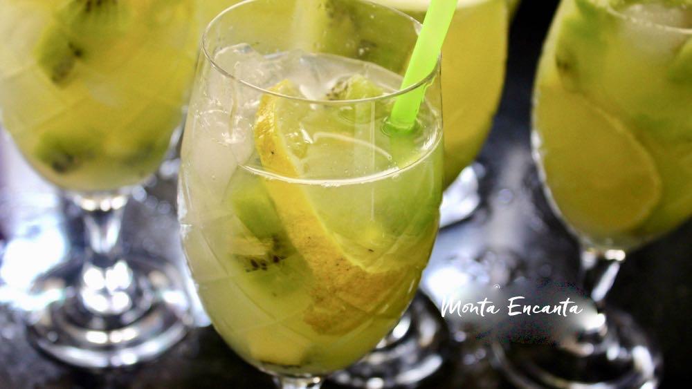 bebidinha de kwie com limao e soda