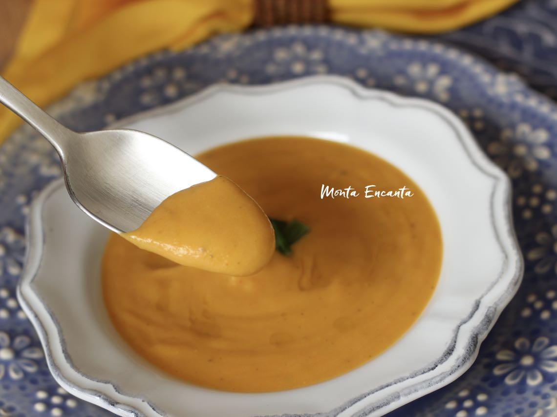 sopa creme de legumes