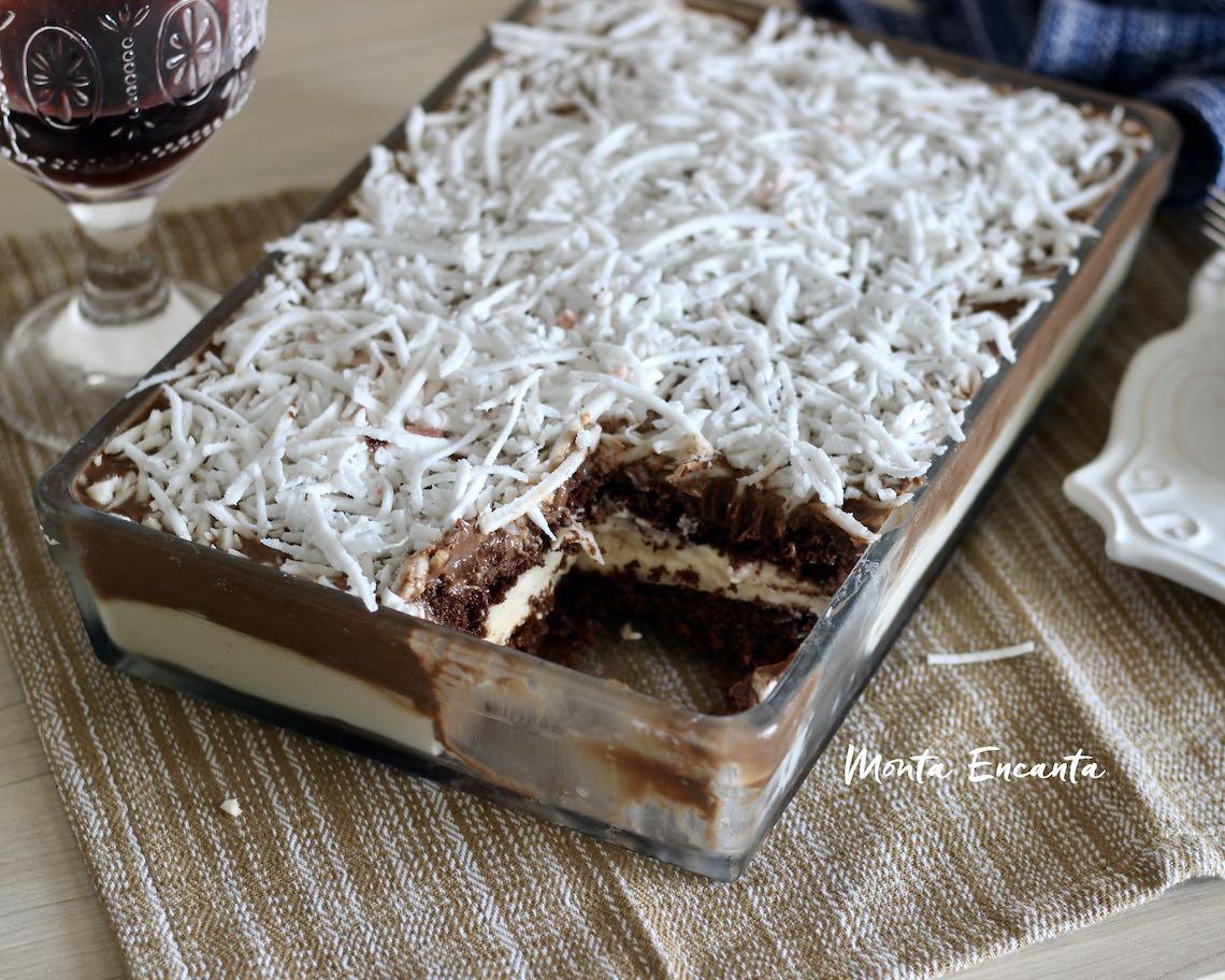 bolo belga de prestigio gelado