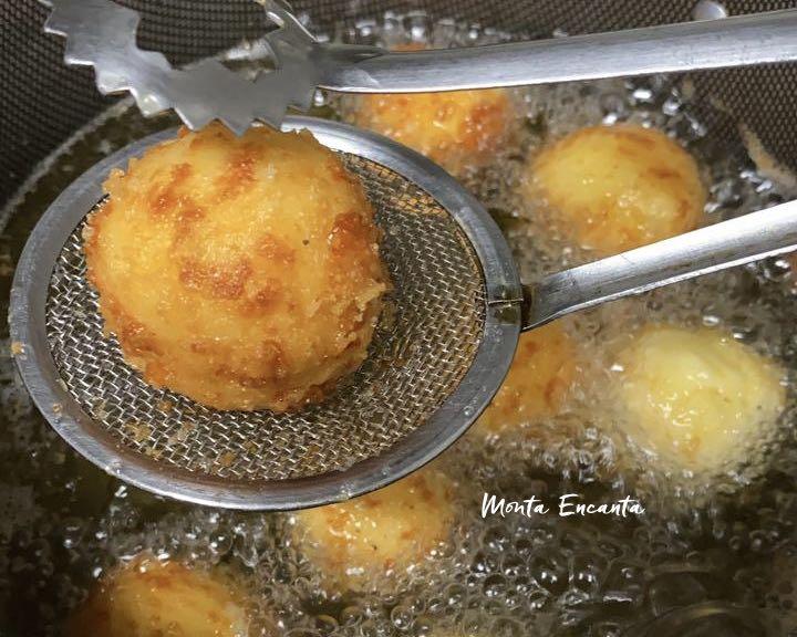 bolinha de queijo sem gluten